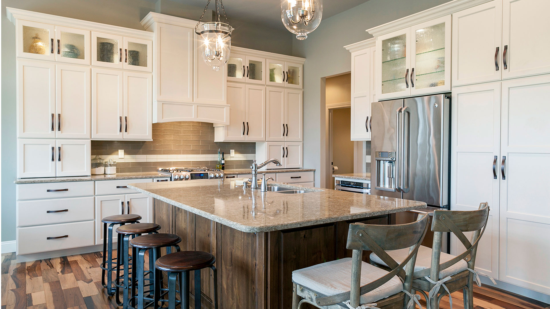 Custom Kitchen Cabinets for your Home Remodeling project in Sumter County, FL