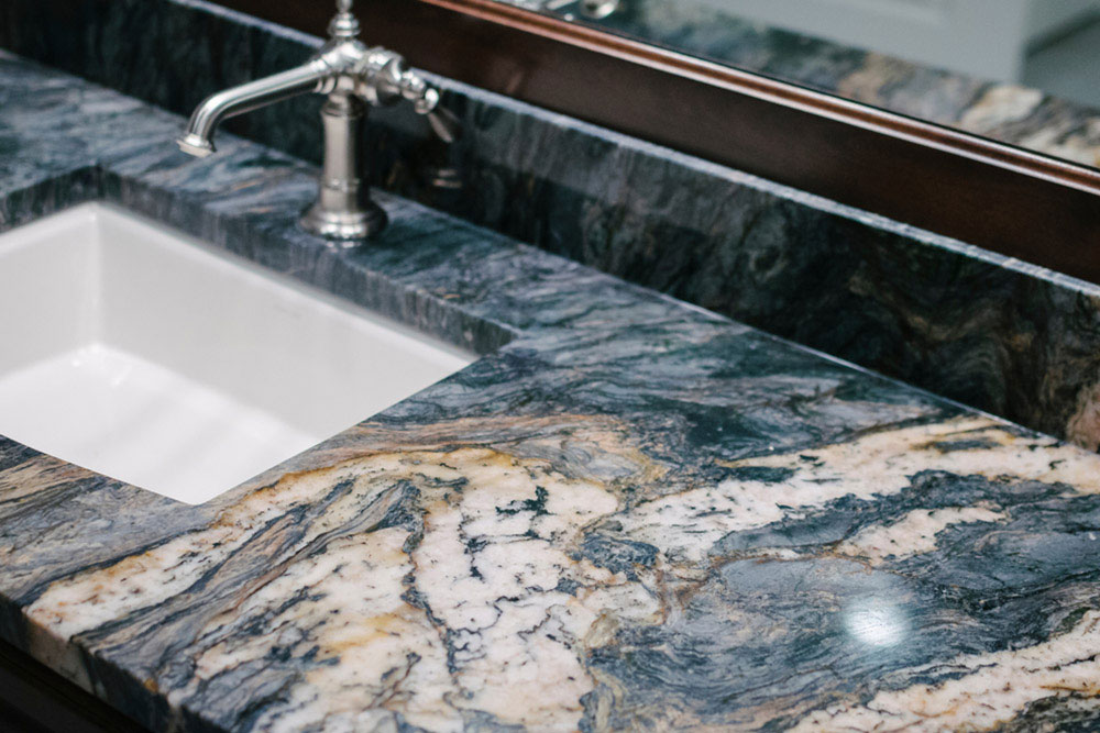 luxury granite countertops