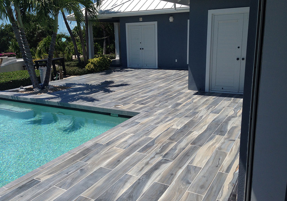 porcelain tiles outdoor