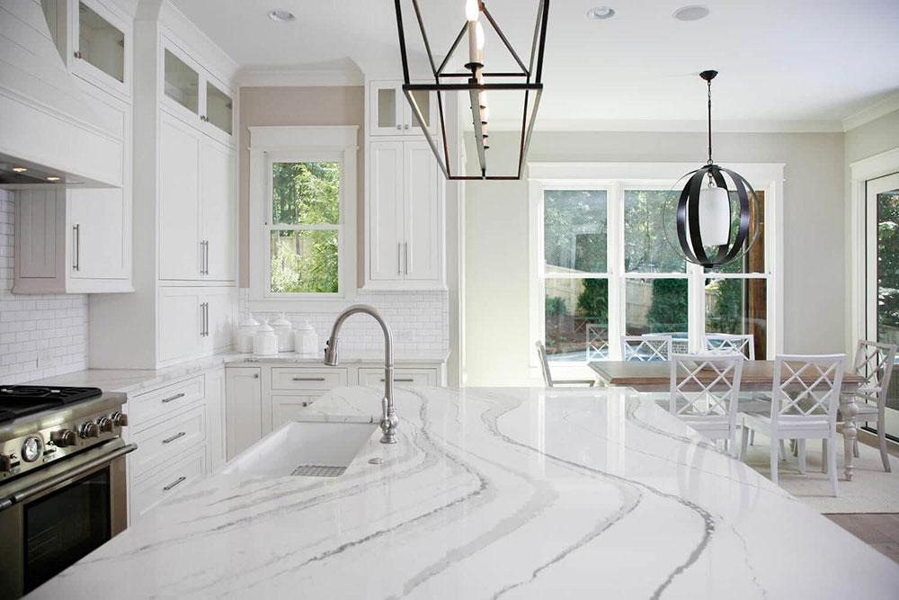 quartz countertop durable