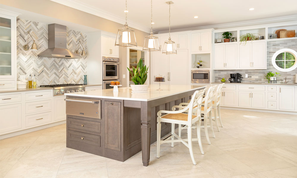 Quartz Countertops for your Home Remodeling project in Marion County, FL